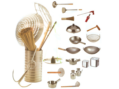 Chinese kitchen tools